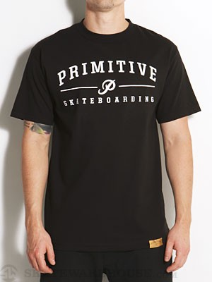 Primitive Core Logo Tee Black XL