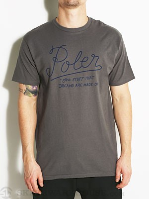 Poler Dreams Tee Slate MD
