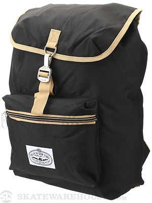 Poler The Field Backpack Black