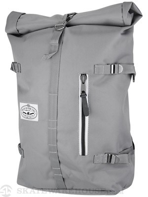 Poler The Roll Top Backpack Grey