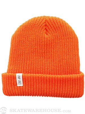 Poler Tube City Beanie Orange One Size