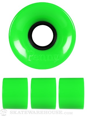 Penny Supersmooth 78A Green Wheels