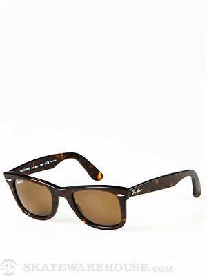 Ray Ban Original Wayfarer  Tort/Polar Brown Lens/50mm