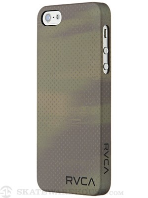 RVCA IPhone 5 Case  Camo
