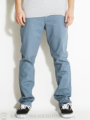 RVCA All Time Chino Pants BlueStone/BEO 28