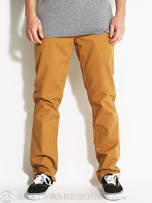 RVCA All Time Chino Pants Gazelle/GAZ 28