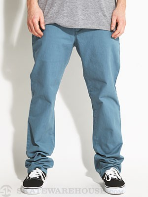 RVCA All Time Chino Pants Aegean Blue/AGB 32