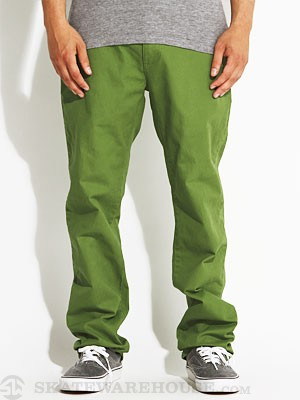 RVCA All Time Chino Pants Cactus/CAC 28