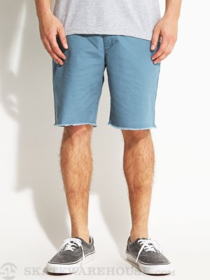 RVCA All Time Cut Off Shorts Aegean Blue/AGB 28