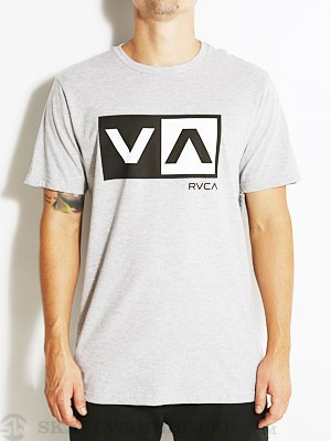 RVCA Balance Box Tee Athletic Heather SM