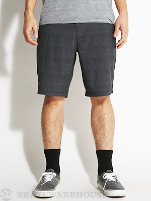 RVCA Benefits Hybrid Shorts Black 28