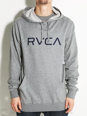 RVCA Big RVCA Pullover Hoodie Athletic/GRS MD