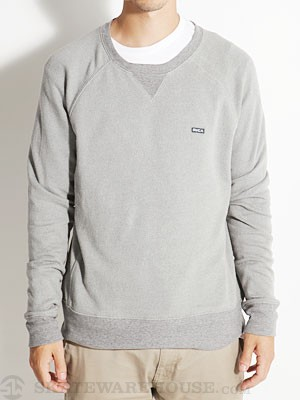 RVCA Captured Crew Sweatshirt North Atlantic LG