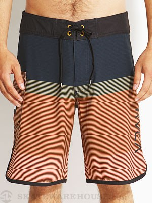RVCA Commander Boardshorts Navy/NVY 28