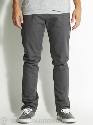 RVCA Dagger Twill Pants Dark Slate/DSL 31
