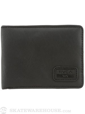RVCA Dispatch Wallet Black