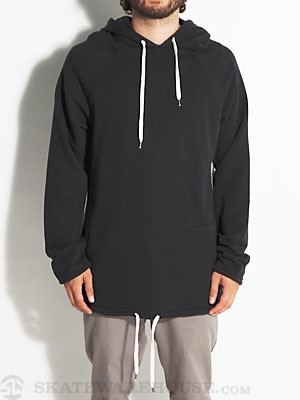 RVCA Embers Custom Sweatshirt Black MD