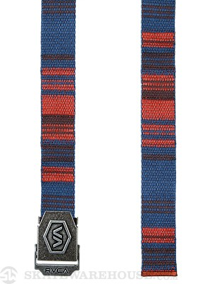 RVCA Hooligan II Belt Snorkel Blue/SKB Adj.