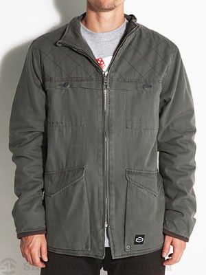 RVCA Hula Guns Jacket Military/MIL SM
