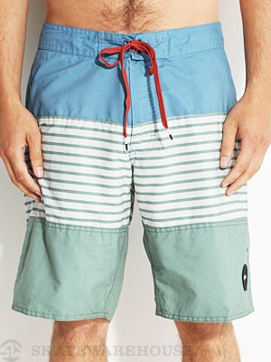 RVCA Layer Boardshorts Blue/DEB 32