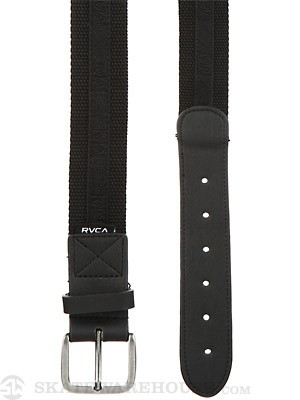 RVCA Loggins Belt Black LG/XL