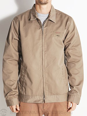 RVCA Night Shift Jacket Dark Khaki/DKH LG