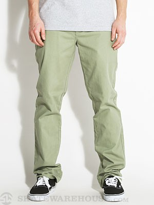 RVCA All Time Chino Pants Oil Green/OIG 28