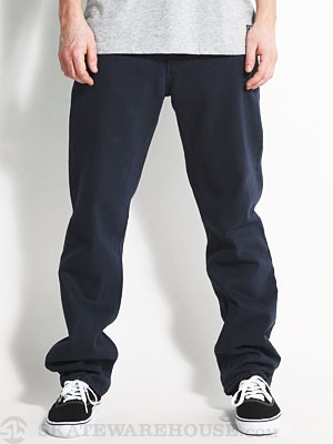 RVCA Regulars Colors Denim Salty Navy 28