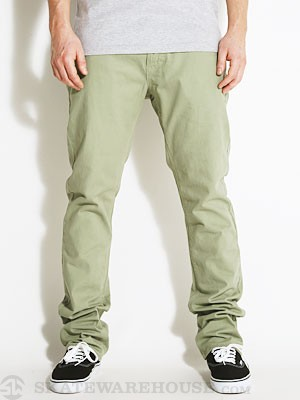 RVCA Stay RVCA Pants Oil Green/OIG 31