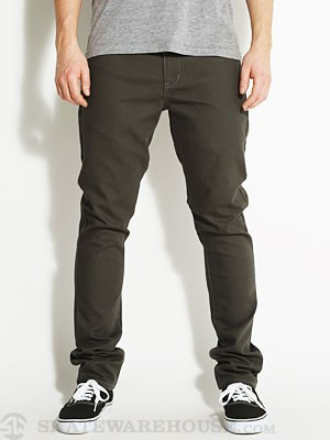 RVCA Spanky PVSH Fresh Denim Coalmine 28