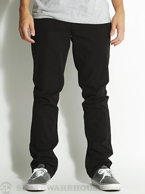 RVCA Stay RVCA Pants Black 29