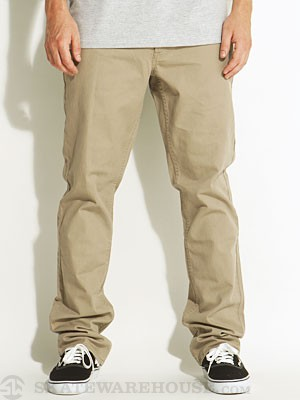 RVCA Stay RVCA Pants Dark Khaki/DKH 28