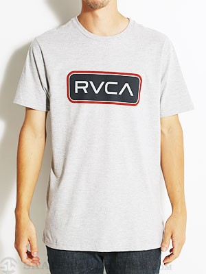 RVCA Service Tee Athletic Heather SM
