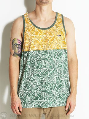 RVCA Valizadeh Tank Top Golden/GDN MD