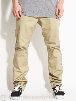 RVCA The Week-End Chino Pant Khaki/KHA 28