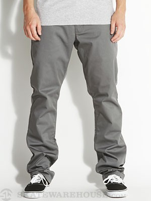 RVCA The Week-End Chino Pants Pavement 28