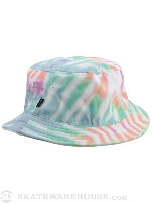 Rook Summer Of '69 Bucket Hat Tie Dye One Size