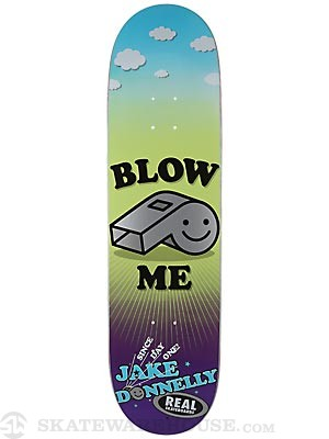Real Donnelly Blow Me LG Deck  8.5 x 32.18