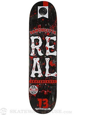 Real Ramondetta Grindhouse Mellow Deck  8.06 x 32