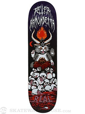 Real Ramondetta Kitten Lord XL Deck  8.38 x 32.56