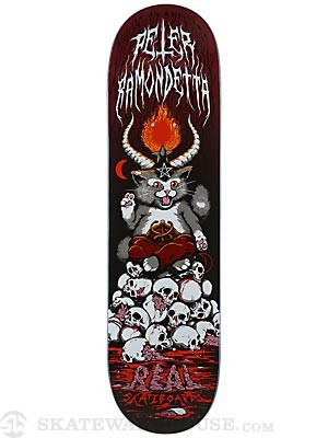 Real Ramondetta Kitten Lord XXL Deck  8.62 x 32.56