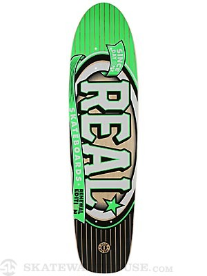 Real Renewal Knockout Roadrunner Deck  7.7 x 29.9