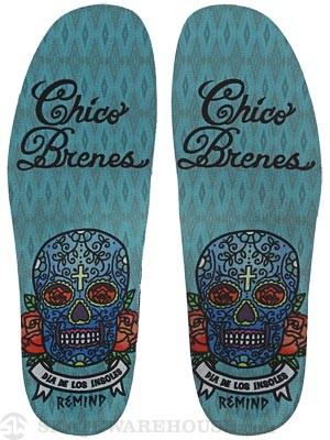 Remind Insoles Cush  Chico Brenes