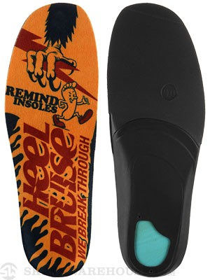 Remind Insoles Cush  Heelbruise