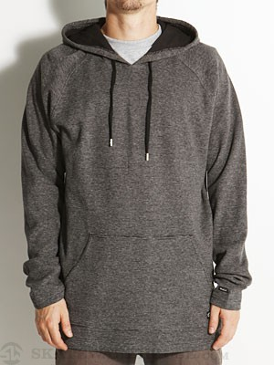 RVCA Griddle Hooded Thermal Black MD
