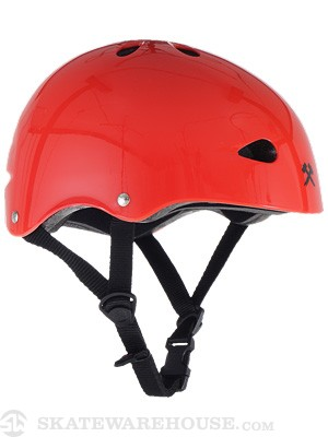 S-One Destro CPSC Helmet Red LG