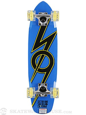 Sector 9 The 83 Blue LED Complete  7.25 x 27.75