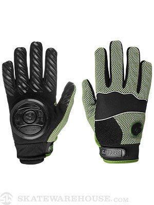 Sector 9 Apex Gloves Green LG/XL