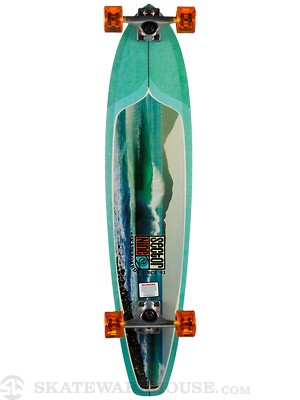 Sector 9 Green Machine CLSX Complete  8.25 x 38