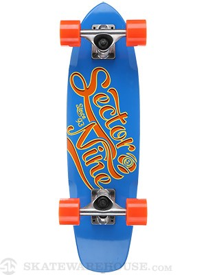 Sector 9 The Steady Blue Complete  6.75 x 25